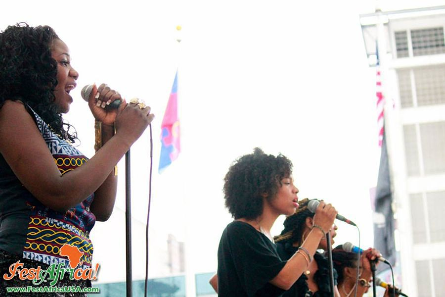 FestAfrica 2013 Photos AYA African Festival Veterans Plaza Silver Spring Maryland Afropolitan Youth – 011