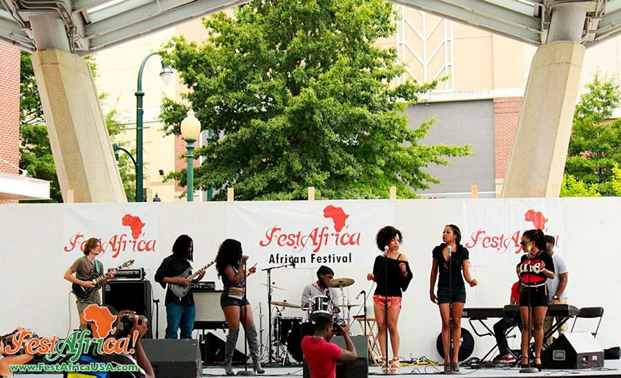 FestAfrica 2013 Photos AYA African Festival Veterans Plaza Silver Spring Maryland Afropolitan Youth – 012
