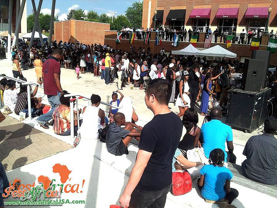 FestAfrica 2013 Photos AYA African Festival Veterans Plaza Silver Spring Maryland Afropolitan Youth – 349