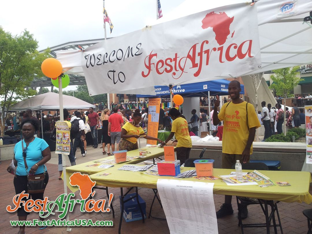 FestAfrica 2014 NYA AYA African Festival Veterans Plaza Silver Spring Maryland Afropolitan Youth – 001