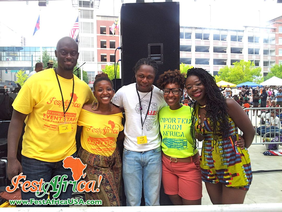 FestAfrica 2014 NYA AYA African Festival Veterans Plaza Silver Spring Maryland Afropolitan Youth – 003