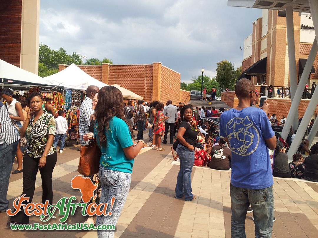 FestAfrica 2014 NYA AYA African Festival Veterans Plaza Silver Spring Maryland Afropolitan Youth – 011