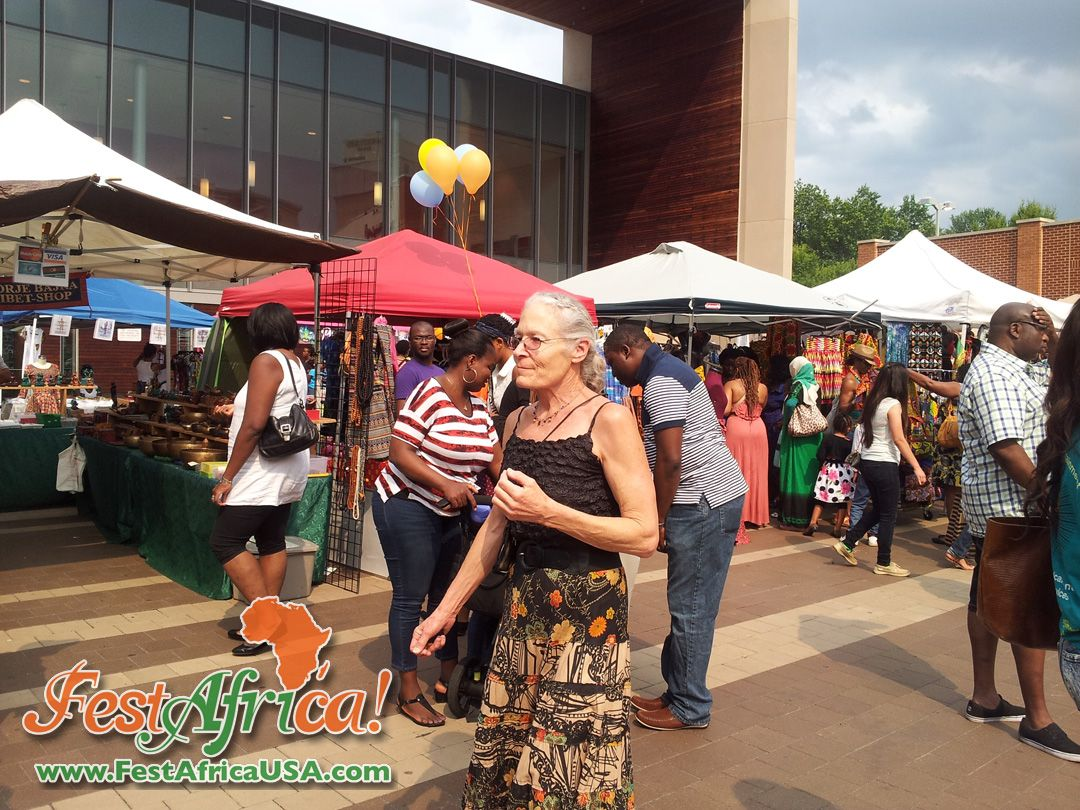 FestAfrica 2014 NYA AYA African Festival Veterans Plaza Silver Spring Maryland Afropolitan Youth – 012