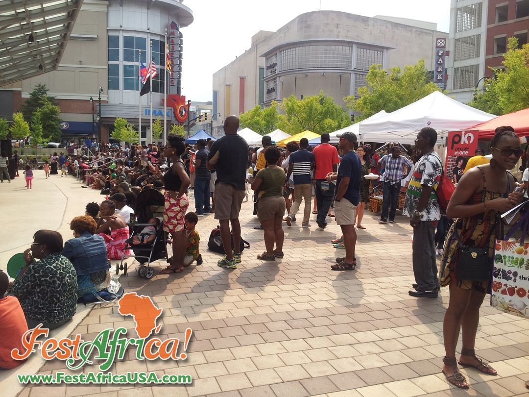 FestAfrica 2014 NYA AYA African Festival Veterans Plaza Silver Spring Maryland Afropolitan Youth – 013