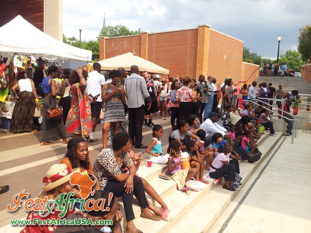 FestAfrica 2014 NYA AYA African Festival Veterans Plaza Silver Spring Maryland Afropolitan Youth – 014