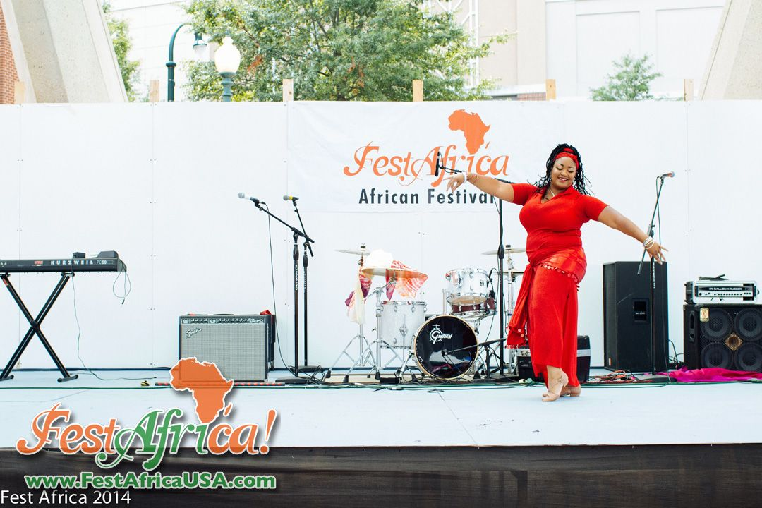 FestAfrica 2014 NYA AYA African Festival Veterans Plaza Silver Spring Maryland Afropolitan Youth – 016