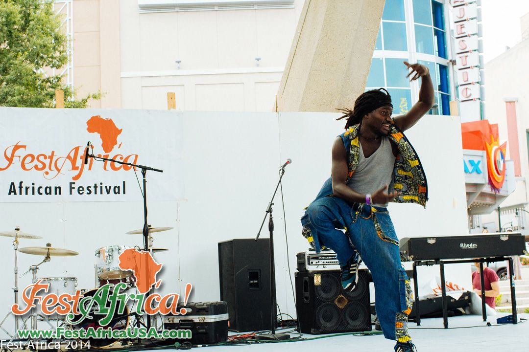 FestAfrica 2014 NYA AYA African Festival Veterans Plaza Silver Spring Maryland Afropolitan Youth – 024