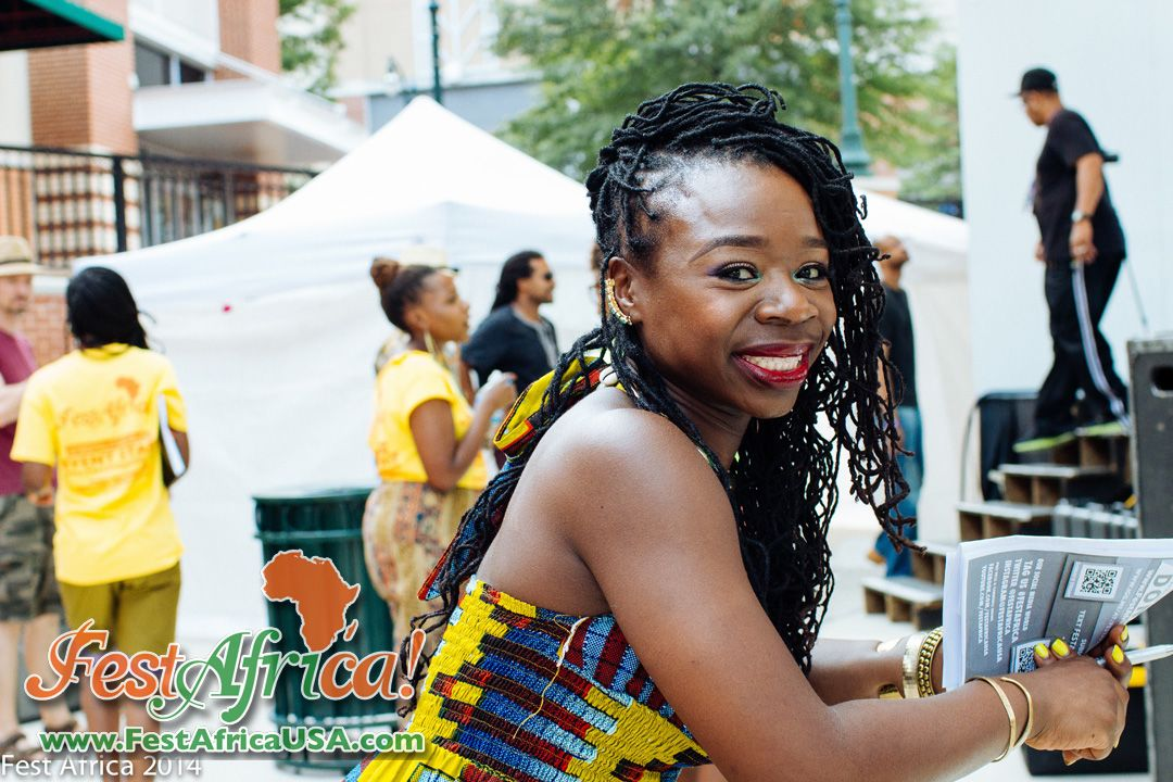 FestAfrica 2014 NYA AYA African Festival Veterans Plaza Silver Spring Maryland Afropolitan Youth – 028