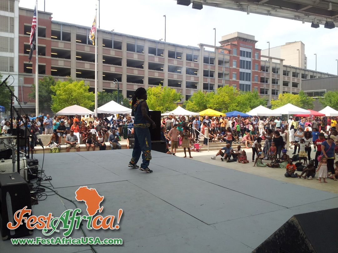 FestAfrica 2014 NYA AYA African Festival Veterans Plaza Silver Spring Maryland Afropolitan Youth – 031