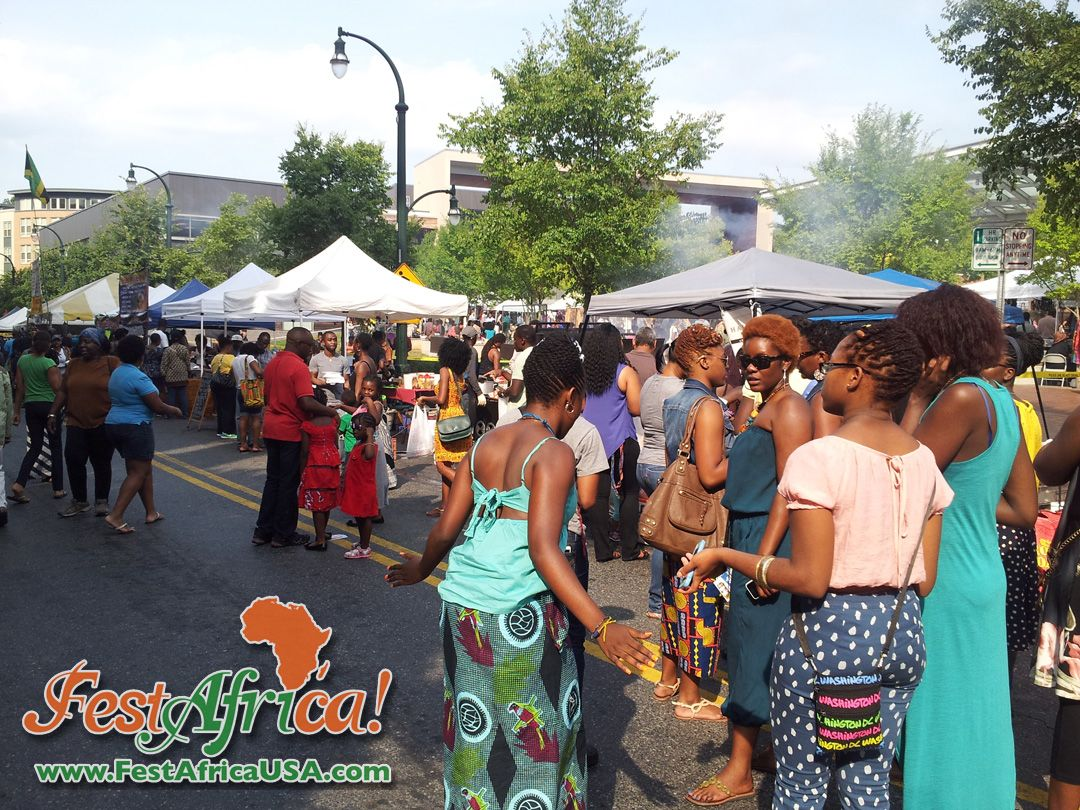 FestAfrica 2014 NYA AYA African Festival Veterans Plaza Silver Spring Maryland Afropolitan Youth – 037