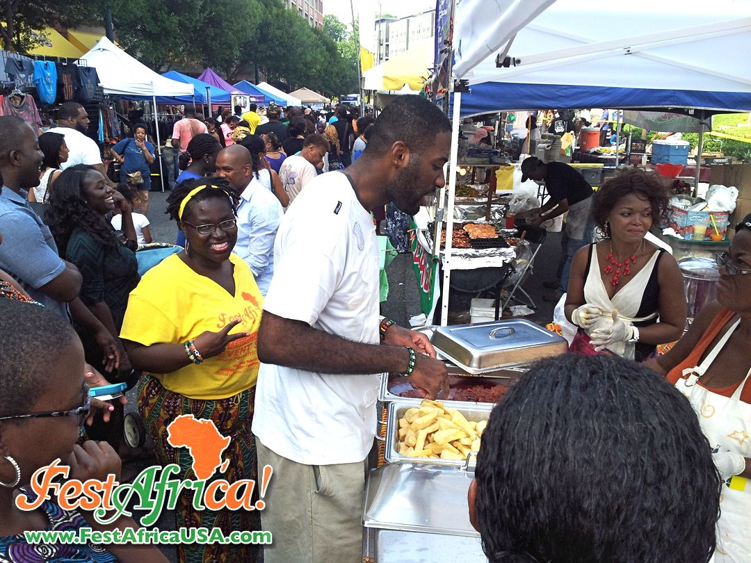 FestAfrica 2014 NYA AYA African Festival Veterans Plaza Silver Spring Maryland Afropolitan Youth – 044