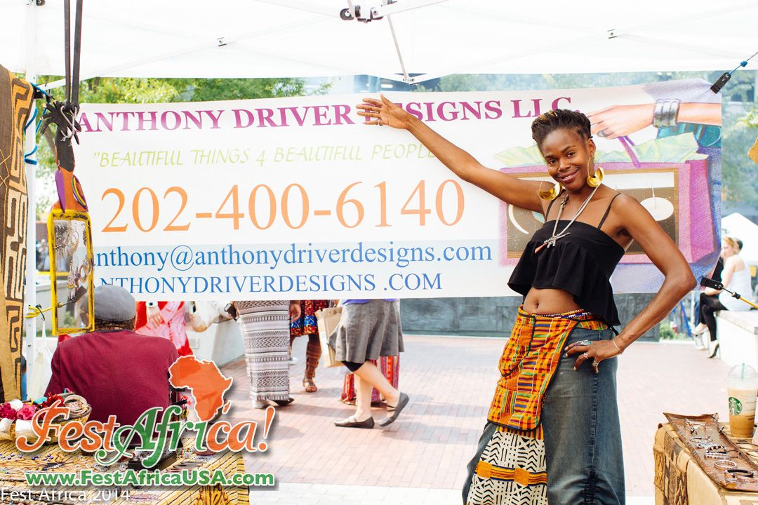 FestAfrica 2014 NYA AYA African Festival Veterans Plaza Silver Spring Maryland Afropolitan Youth – 053