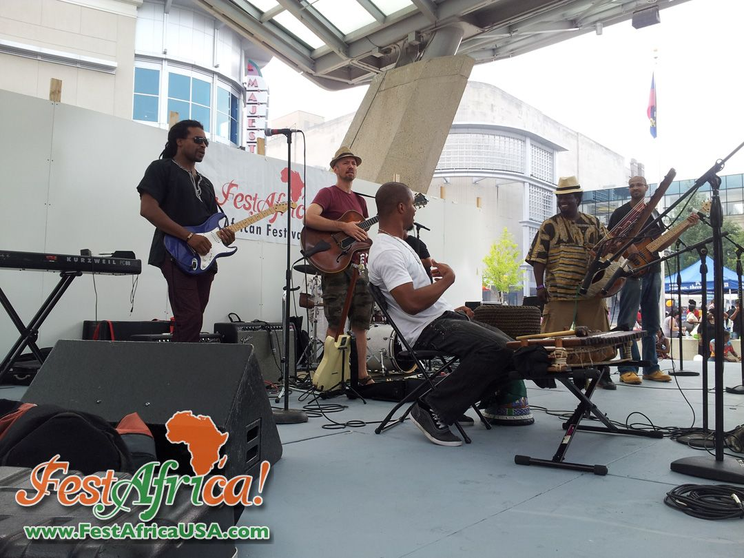 FestAfrica 2014 NYA AYA African Festival Veterans Plaza Silver Spring Maryland Afropolitan Youth – 057