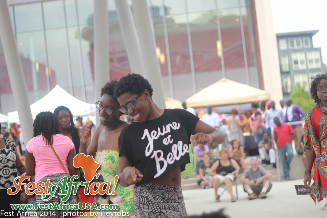 FestAfrica 2014 NYA AYA African Festival Veterans Plaza Silver Spring Maryland Afropolitan Youth – 093