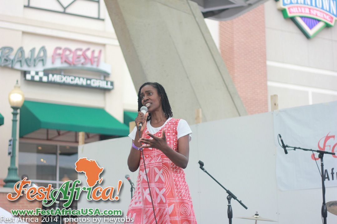 FestAfrica 2014 NYA AYA African Festival Veterans Plaza Silver Spring Maryland Afropolitan Youth – 110