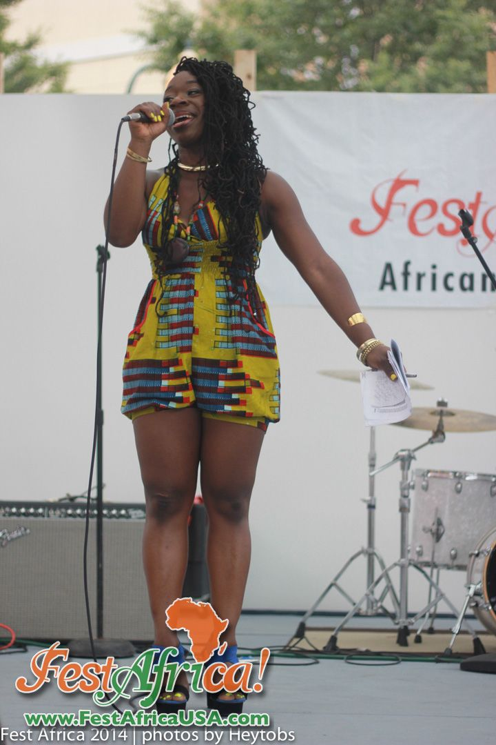 FestAfrica 2014 NYA AYA African Festival Veterans Plaza Silver Spring Maryland Afropolitan Youth – 116