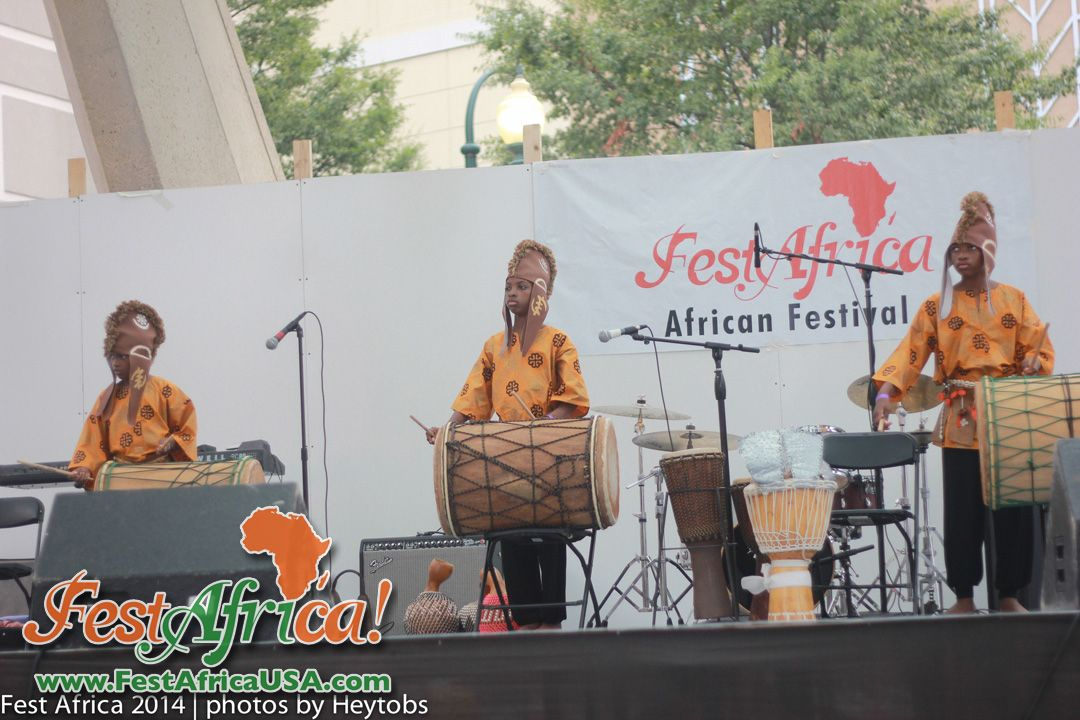 FestAfrica 2014 NYA AYA African Festival Veterans Plaza Silver Spring Maryland Afropolitan Youth – 126