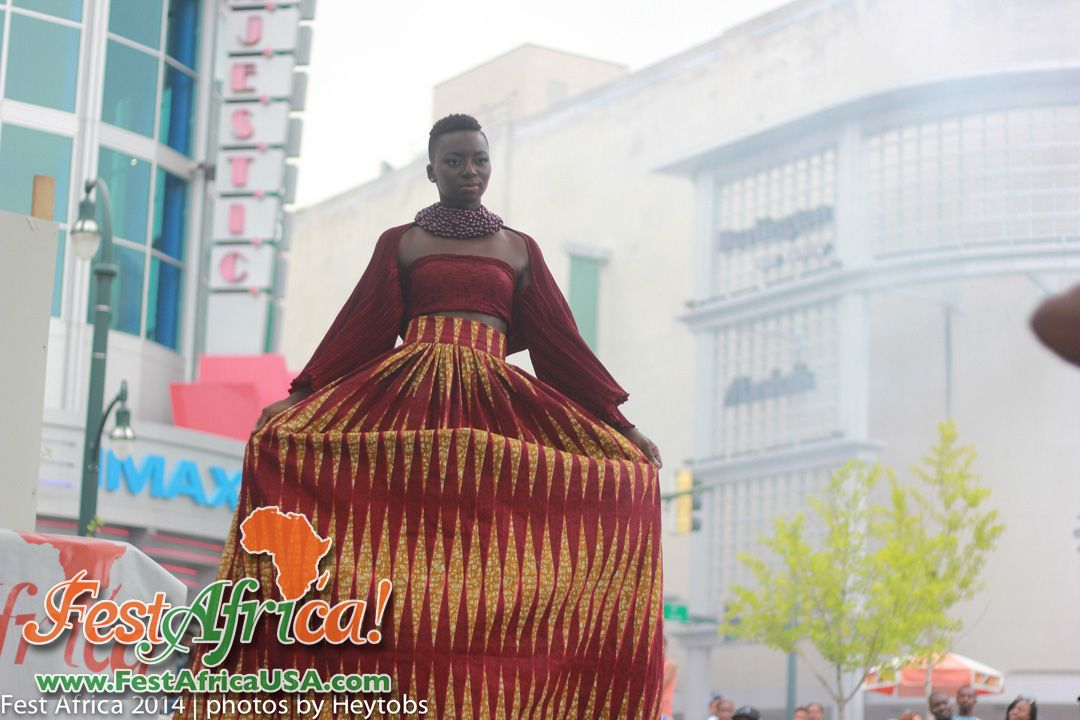 FestAfrica 2014 NYA AYA African Festival Veterans Plaza Silver Spring Maryland Afropolitan Youth – 145