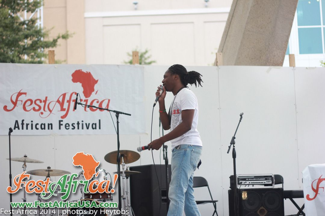 FestAfrica 2014 NYA AYA African Festival Veterans Plaza Silver Spring Maryland Afropolitan Youth – 154