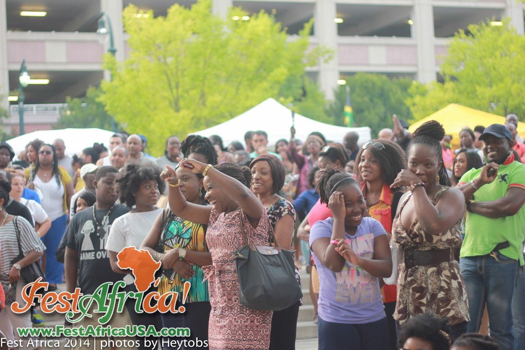 FestAfrica 2014 NYA AYA African Festival Veterans Plaza Silver Spring Maryland Afropolitan Youth – 155