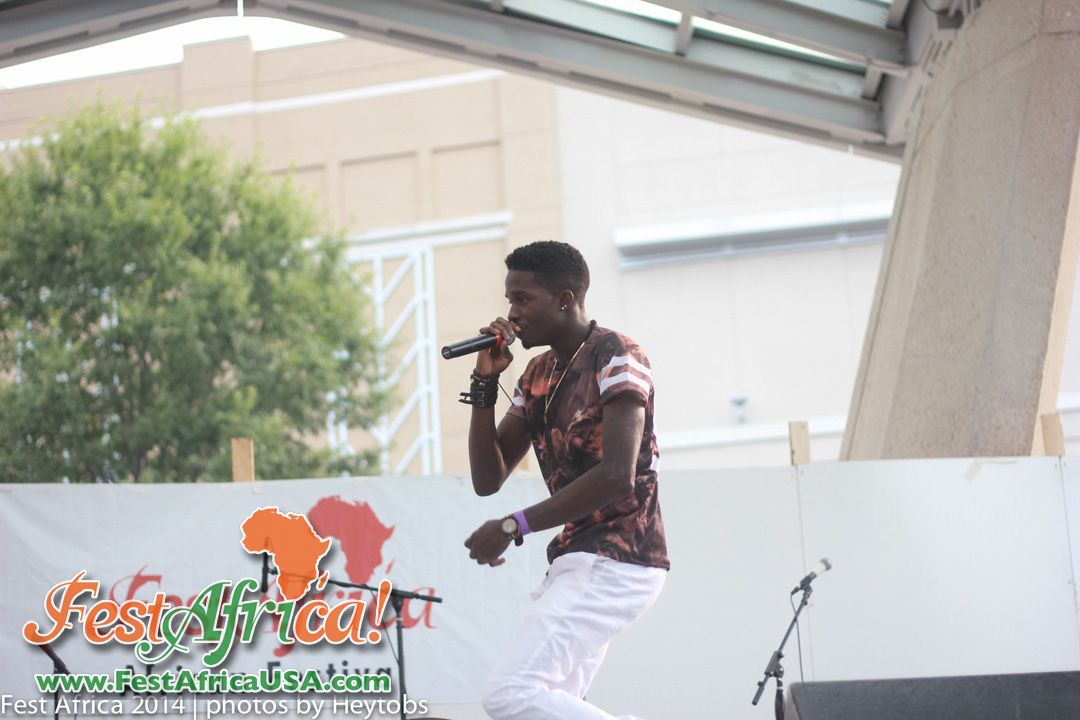 FestAfrica 2014 NYA AYA African Festival Veterans Plaza Silver Spring Maryland Afropolitan Youth – 158