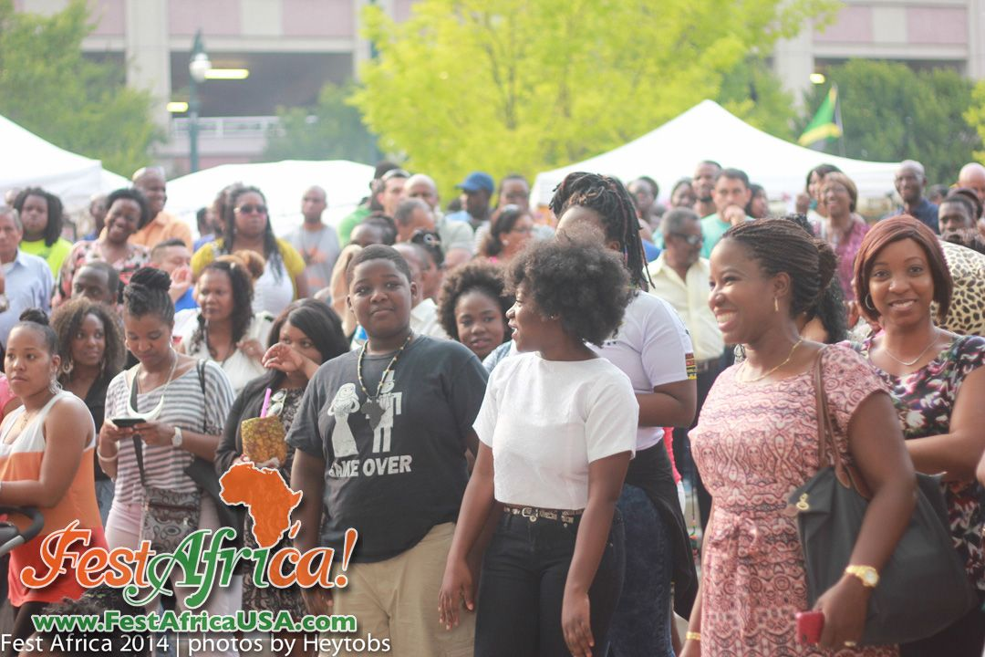 FestAfrica 2014 NYA AYA African Festival Veterans Plaza Silver Spring Maryland Afropolitan Youth – 163