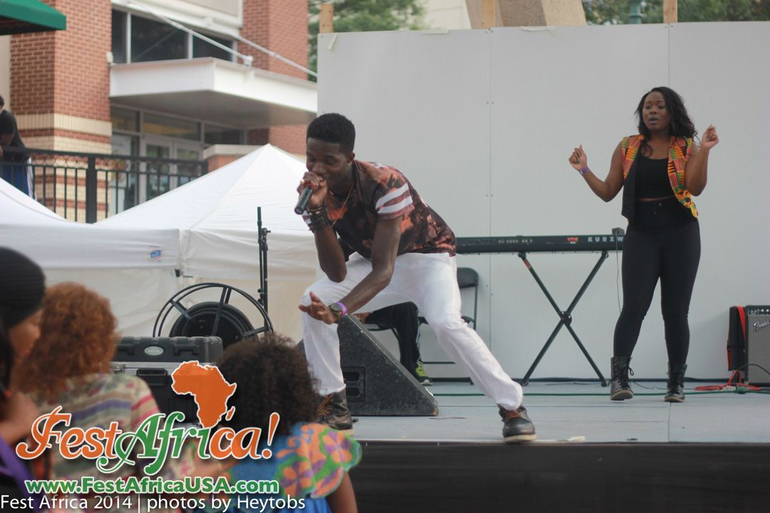 FestAfrica 2014 NYA AYA African Festival Veterans Plaza Silver Spring Maryland Afropolitan Youth – 165