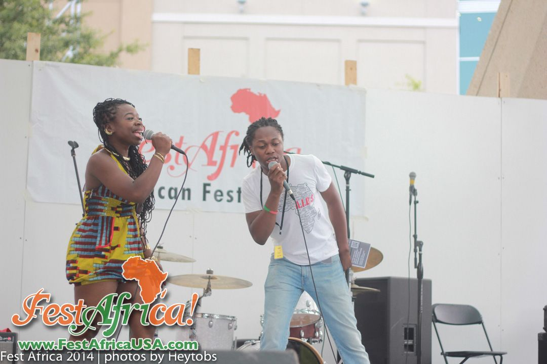 FestAfrica 2014 NYA AYA African Festival Veterans Plaza Silver Spring Maryland Afropolitan Youth – 169