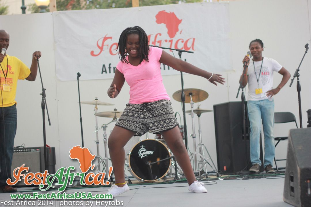 FestAfrica 2014 NYA AYA African Festival Veterans Plaza Silver Spring Maryland Afropolitan Youth – 176