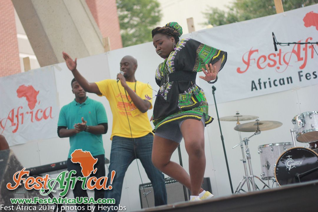 FestAfrica 2014 NYA AYA African Festival Veterans Plaza Silver Spring Maryland Afropolitan Youth – 178
