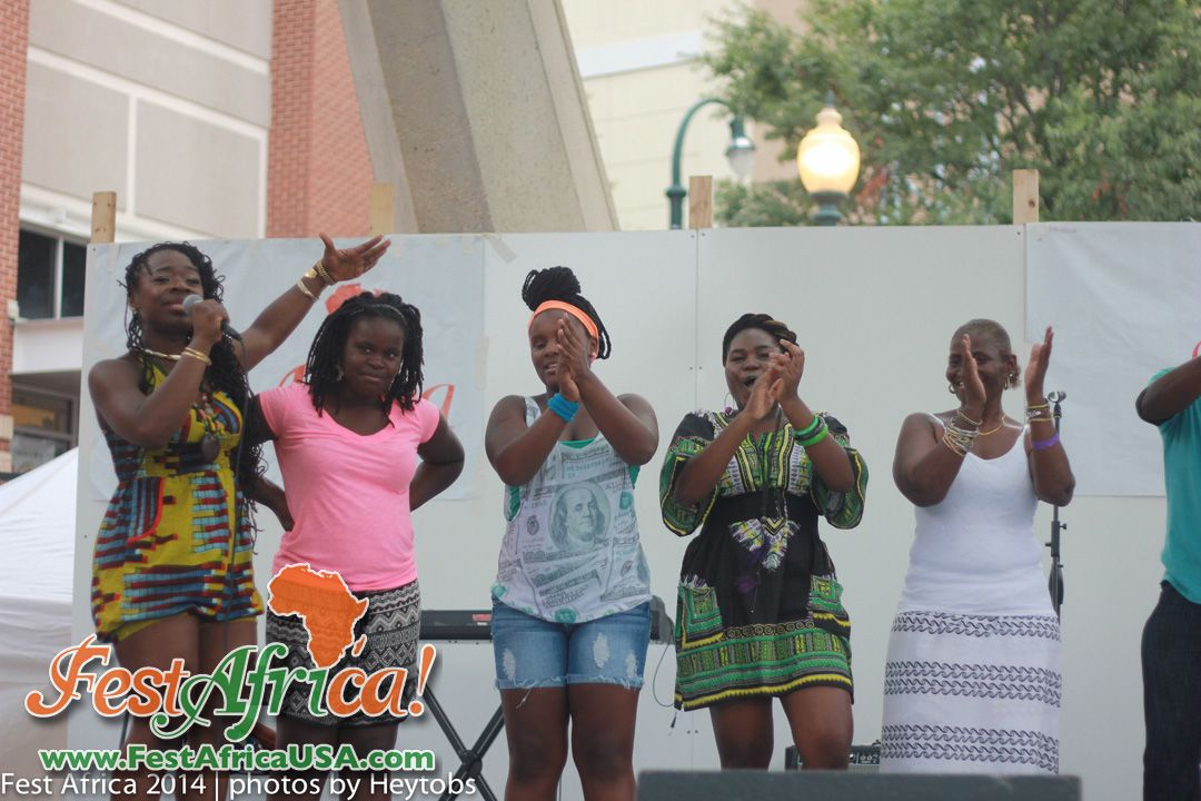 FestAfrica 2014 NYA AYA African Festival Veterans Plaza Silver Spring Maryland Afropolitan Youth – 182