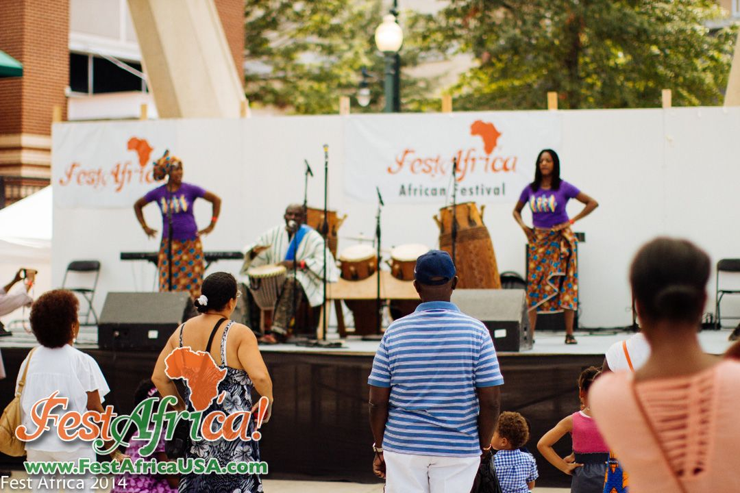 FestAfrica 2014 NYA AYA African Festival Veterans Plaza Silver Spring Maryland Afropolitan Youth – 208