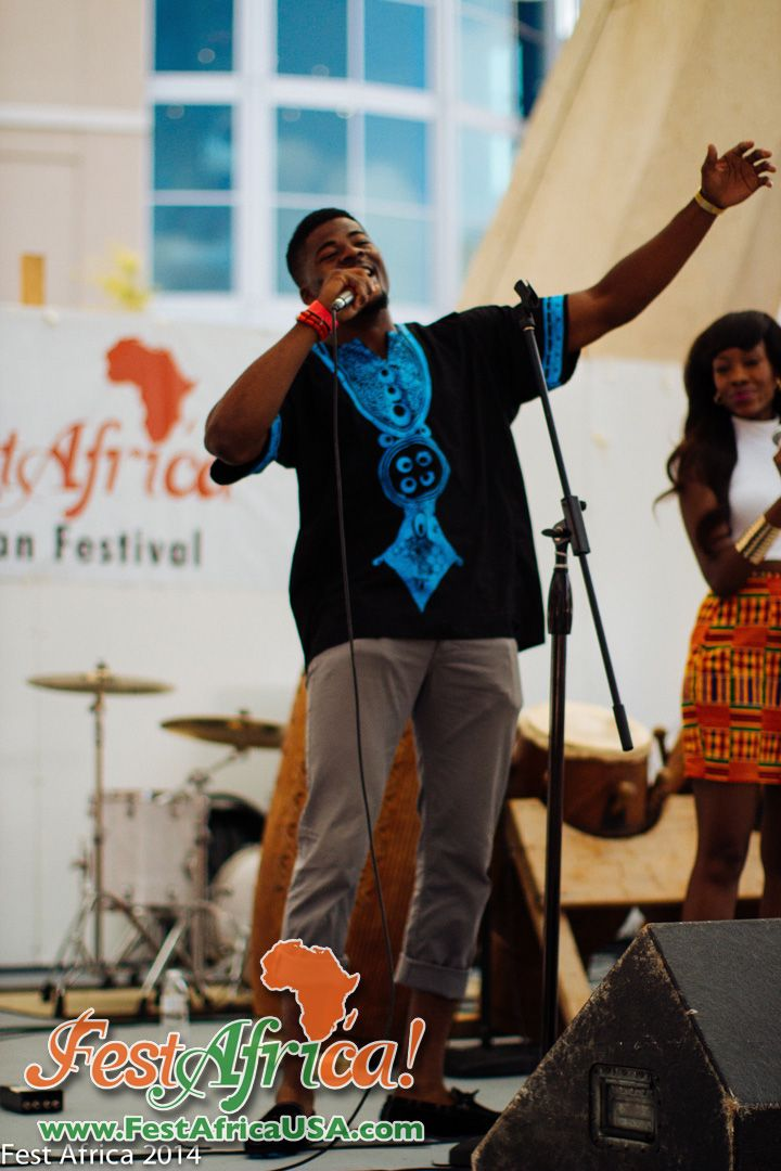 FestAfrica 2014 NYA AYA African Festival Veterans Plaza Silver Spring Maryland Afropolitan Youth – 212