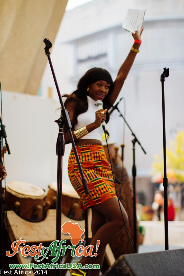 FestAfrica 2014 NYA AYA African Festival Veterans Plaza Silver Spring Maryland Afropolitan Youth – 213