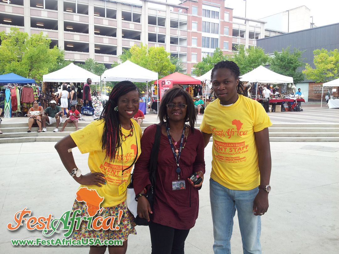 FestAfrica 2014 NYA AYA African Festival Veterans Plaza Silver Spring Maryland Afropolitan Youth – 214