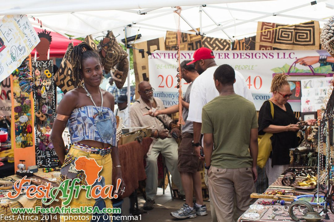 FestAfrica 2014 NYA AYA African Festival Veterans Plaza Silver Spring Maryland Afropolitan Youth – 217