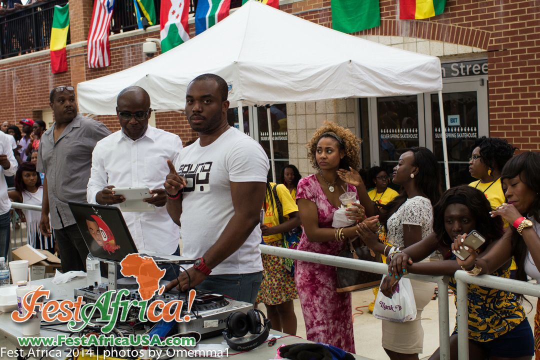 FestAfrica 2014 NYA AYA African Festival Veterans Plaza Silver Spring Maryland Afropolitan Youth – 246