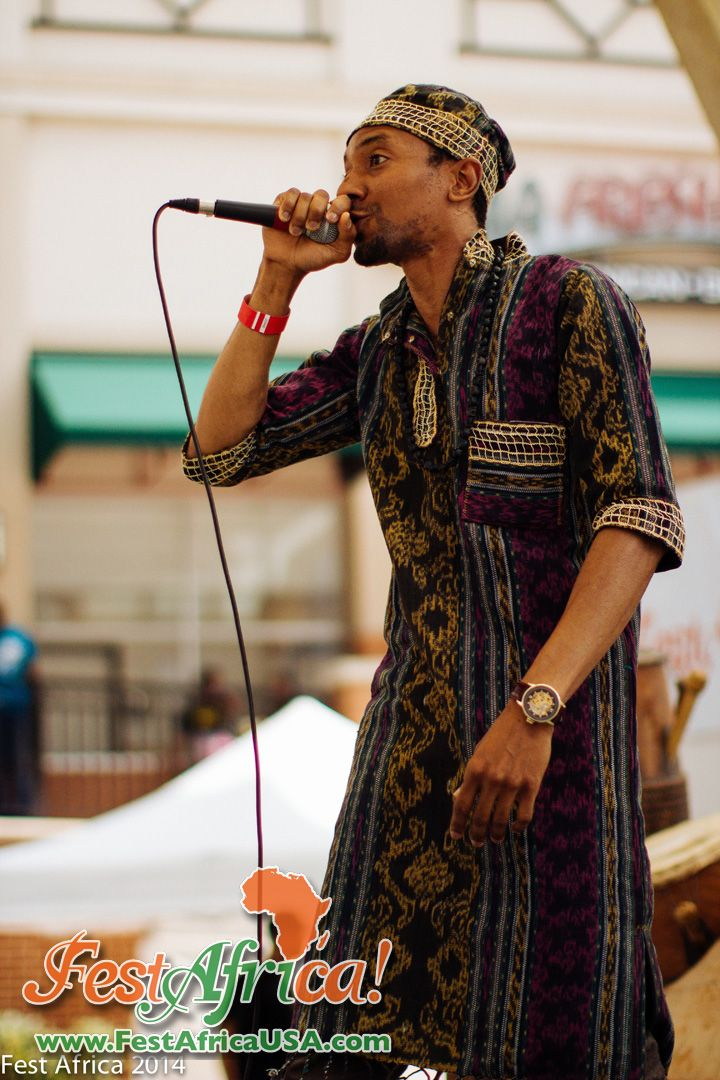 FestAfrica 2014 NYA AYA African Festival Veterans Plaza Silver Spring Maryland Afropolitan Youth – 255