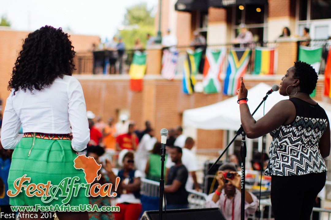 FestAfrica 2014 NYA AYA African Festival Veterans Plaza Silver Spring Maryland Afropolitan Youth – 261