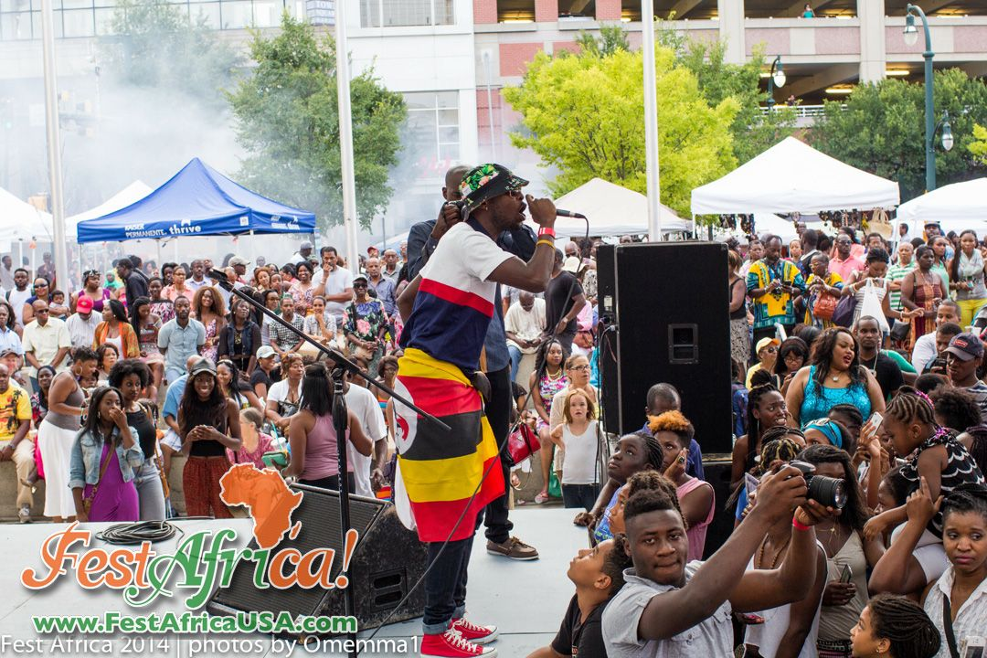 FestAfrica 2014 NYA AYA African Festival Veterans Plaza Silver Spring Maryland Afropolitan Youth – 305