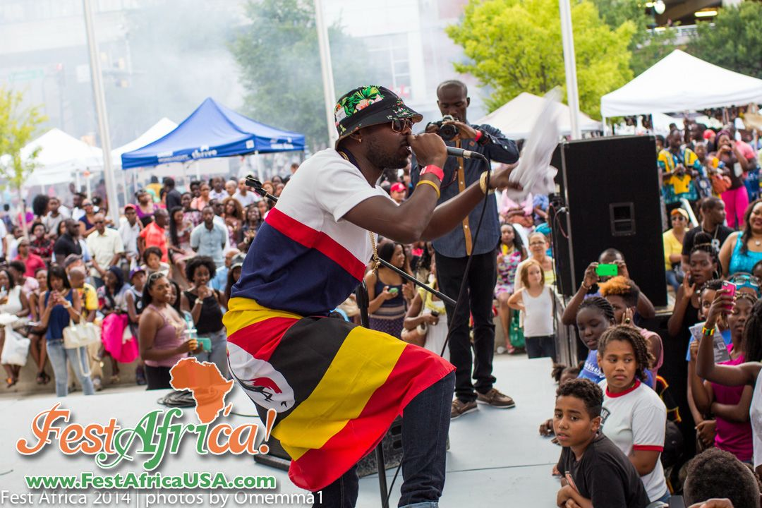 FestAfrica 2014 NYA AYA African Festival Veterans Plaza Silver Spring Maryland Afropolitan Youth – 306