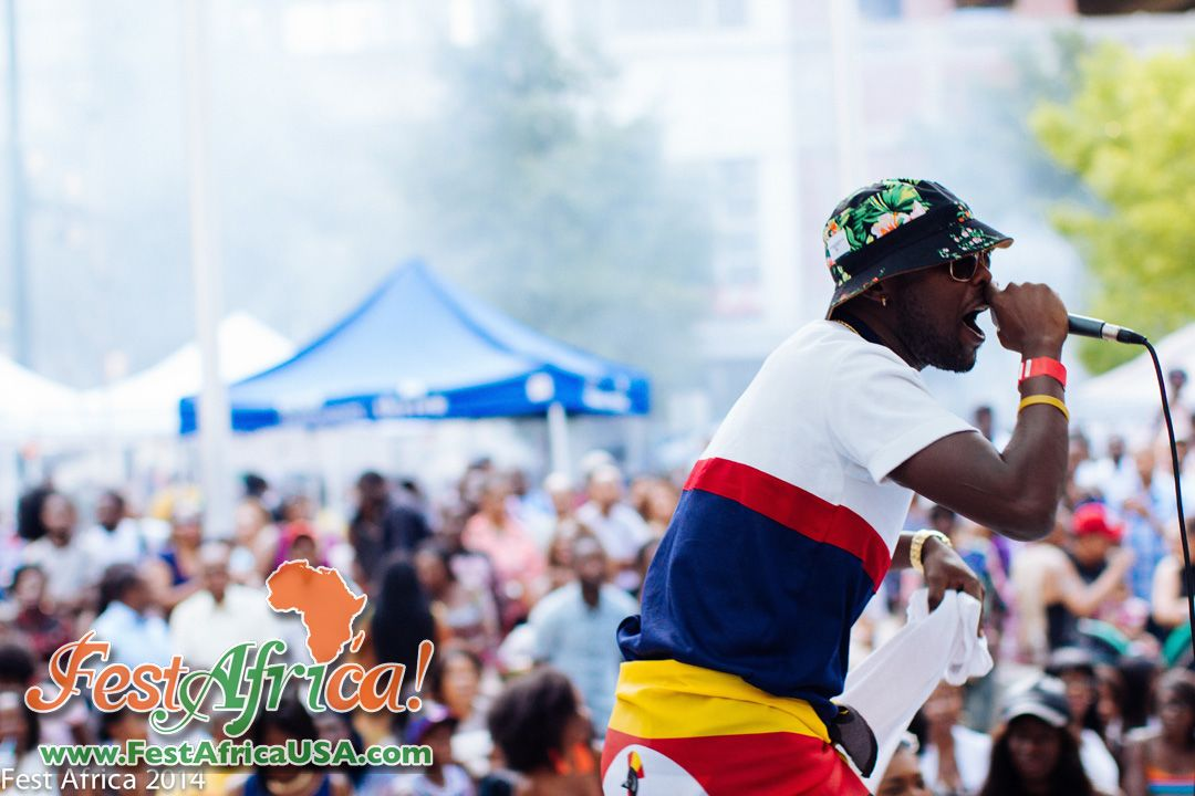 FestAfrica 2014 NYA AYA African Festival Veterans Plaza Silver Spring Maryland Afropolitan Youth – 308