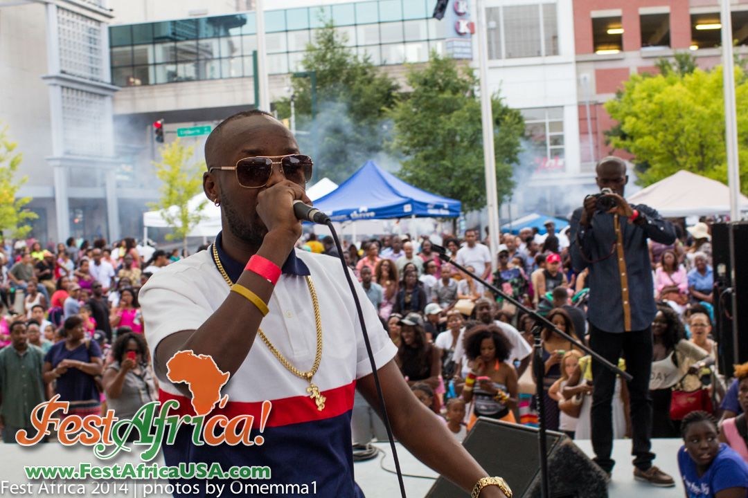 FestAfrica 2014 NYA AYA African Festival Veterans Plaza Silver Spring Maryland Afropolitan Youth – 309