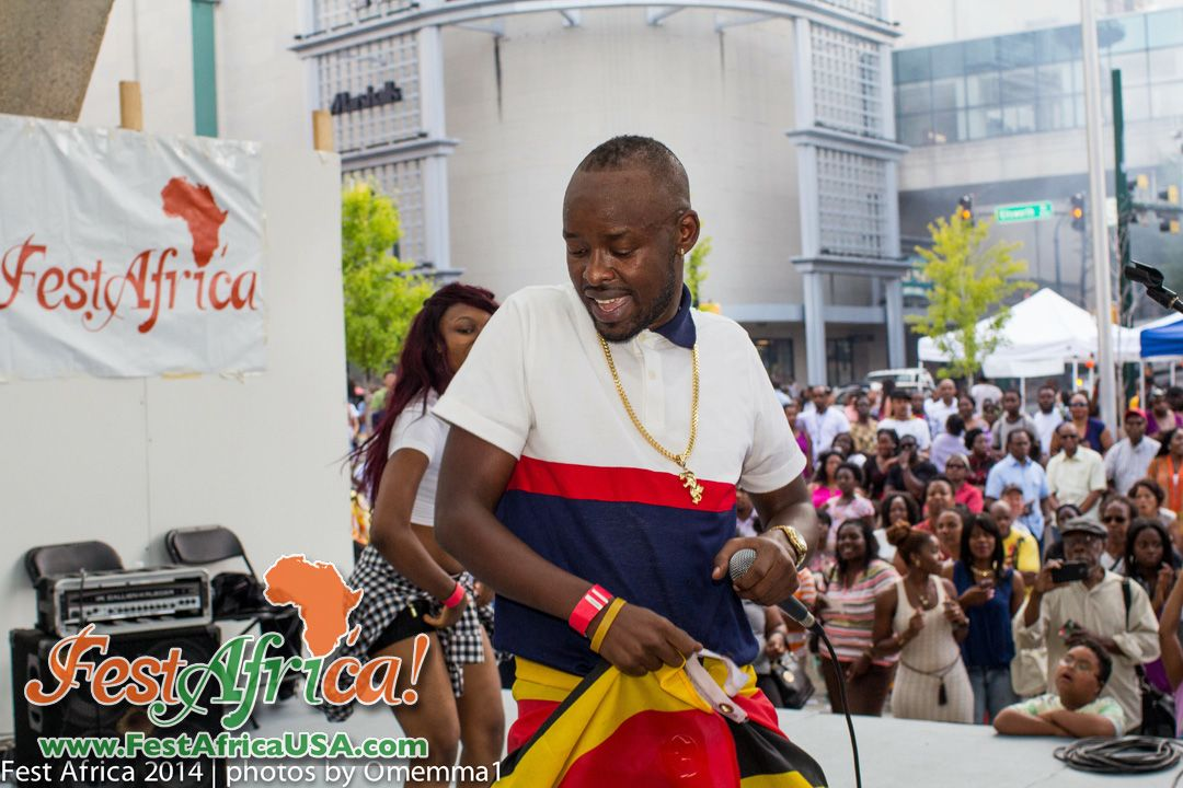 FestAfrica 2014 NYA AYA African Festival Veterans Plaza Silver Spring Maryland Afropolitan Youth – 311