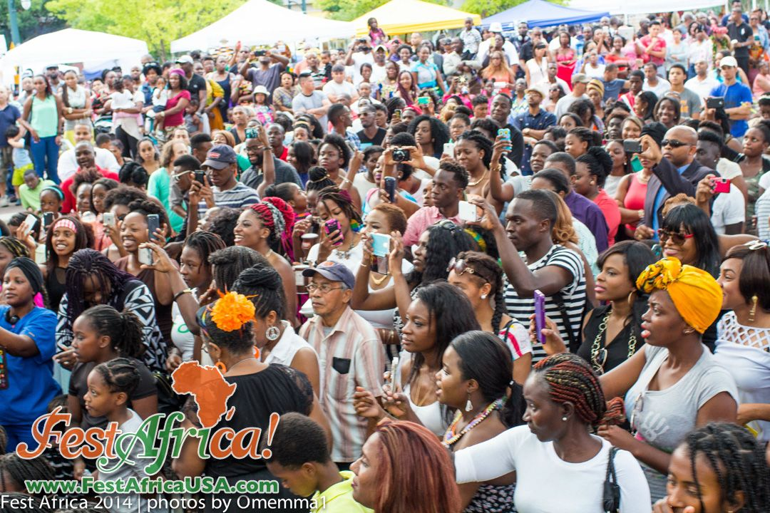 FestAfrica 2014 NYA AYA African Festival Veterans Plaza Silver Spring Maryland Afropolitan Youth – 314