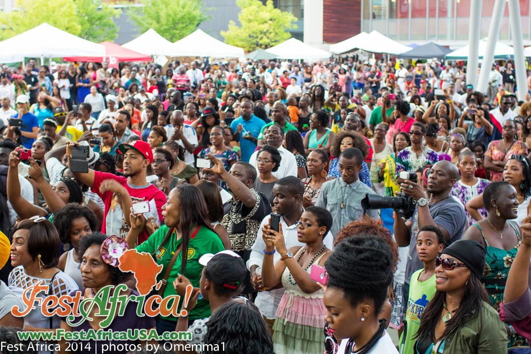 FestAfrica 2014 NYA AYA African Festival Veterans Plaza Silver Spring Maryland Afropolitan Youth – 315