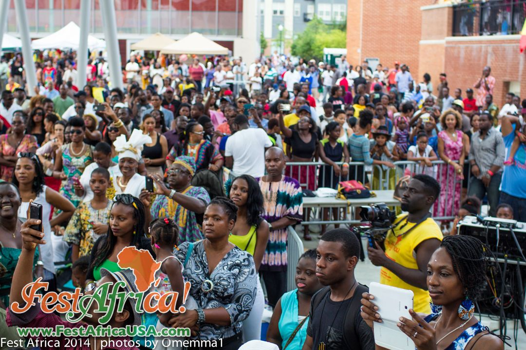 FestAfrica 2014 NYA AYA African Festival Veterans Plaza Silver Spring Maryland Afropolitan Youth – 316