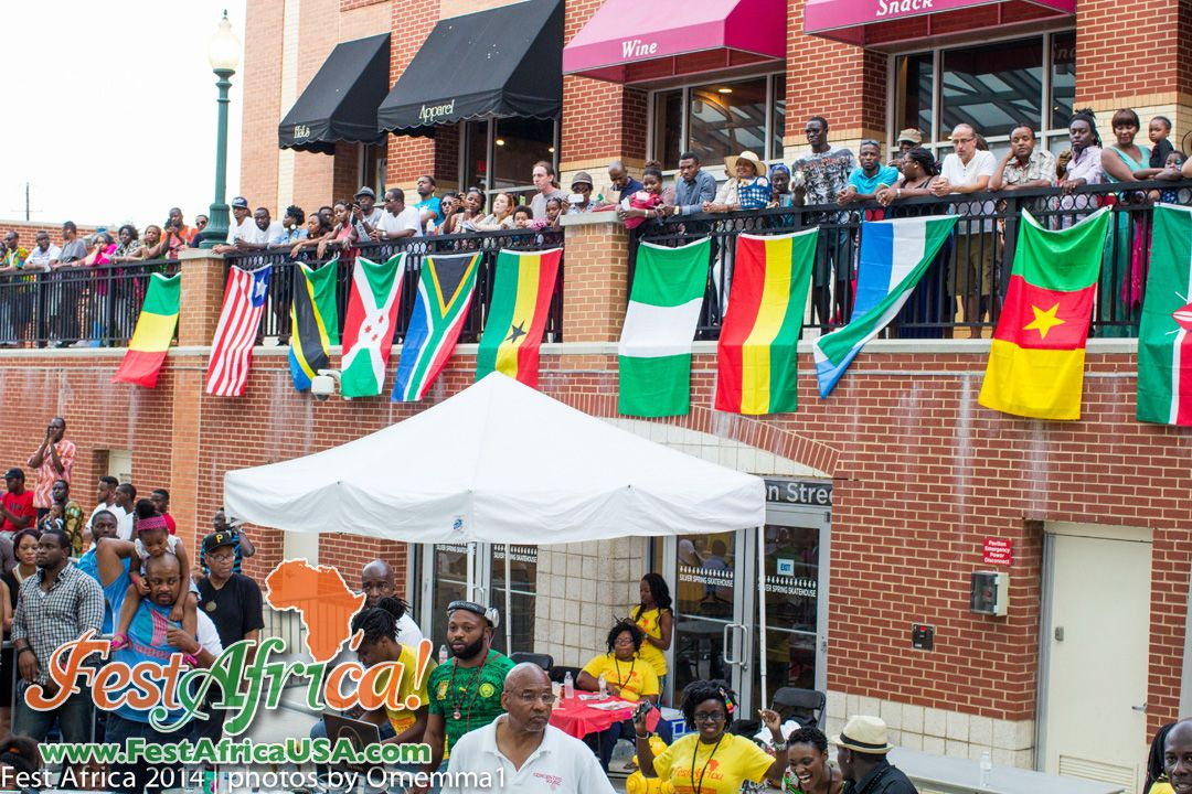 FestAfrica 2014 NYA AYA African Festival Veterans Plaza Silver Spring Maryland Afropolitan Youth – 317