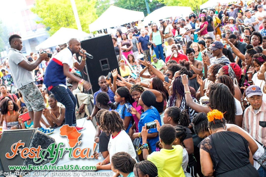 FestAfrica 2014 NYA AYA African Festival Veterans Plaza Silver Spring Maryland Afropolitan Youth – 319