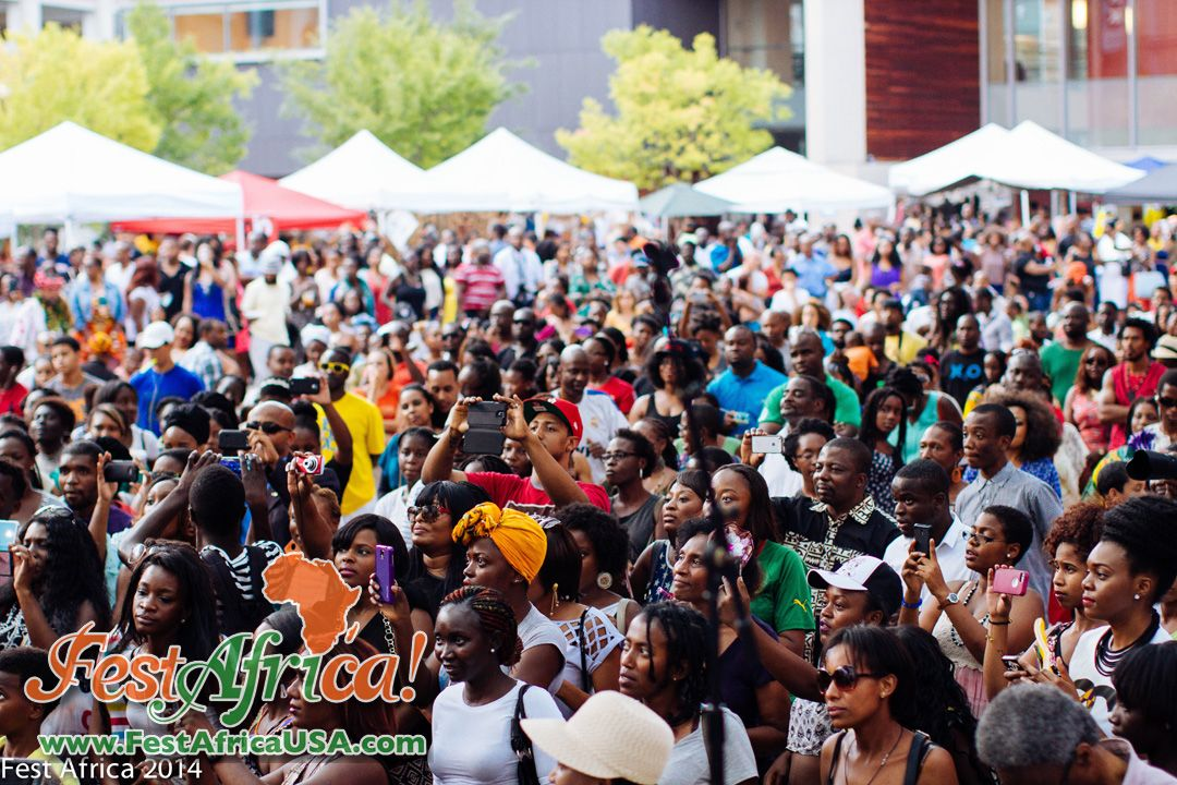 FestAfrica 2014 NYA AYA African Festival Veterans Plaza Silver Spring Maryland Afropolitan Youth – 320